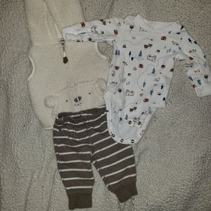 Carters baby boy outfit